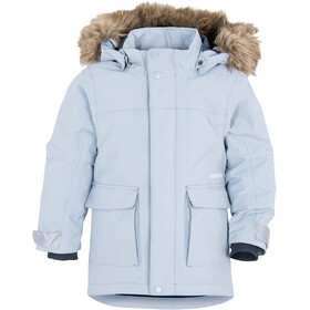 DIDRIKSONS Kure 3 Parka Kinderen, cloud blue
